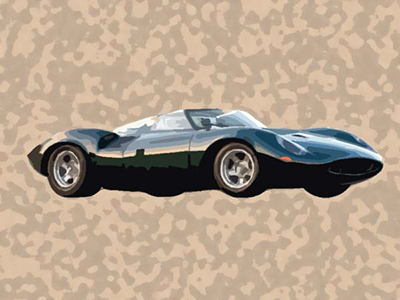The Jaguar XJ13 - the Racer that Never Was