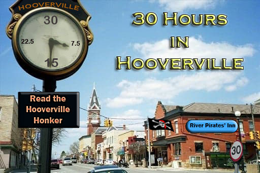 30 Hours in Hooverville by Freewayriding