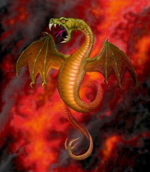 Fuvinorr the Firewyrm