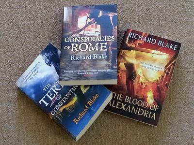 The Aelric Books of Richard Blake