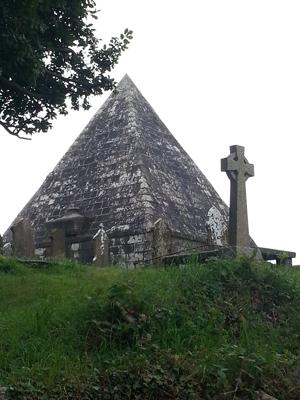 The Arklow Pyramid, Wicklow, Ireland