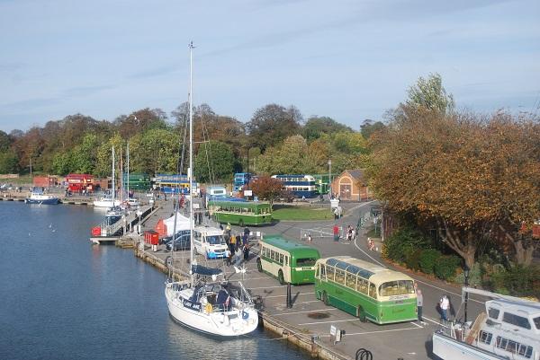Newport Quay Isle of Wight