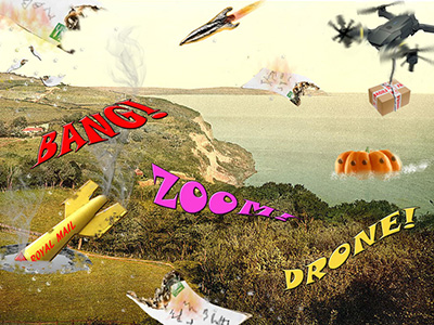 New in the Edited Guide: Bang! Zoom! Drone! Deliveries Going Postal to the Isle of Wight