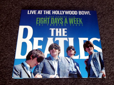 The Beatles Live at the Hollywood Bowl' - the Album