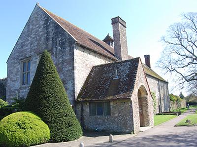 Beaulieu Abbey's Domus Conversorum
