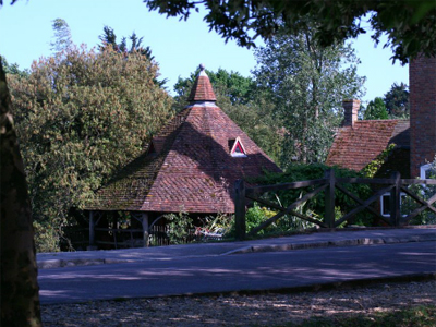 The Beaulieu dairy