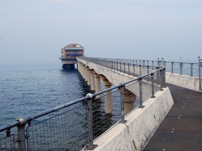Bembridge's 21st Century Lifeboat Pier