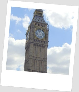 A snapshot of Big Ben