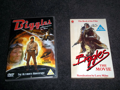 'Biggles' - the Film