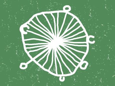 A medicine wheel by Tavaron