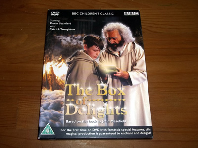 'The Box of Delights' - the Television Series