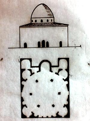 Byzantine Central Plan Church