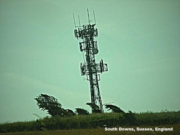 Mast on Downs