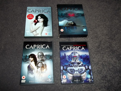 'Caprica' - the Television Series