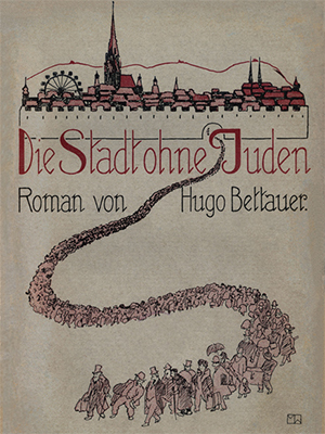City Without Jews Book Cover