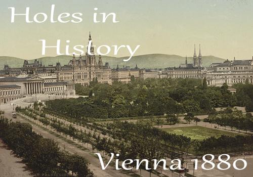 Vienna in 1880.