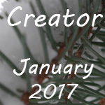 January Create Badge