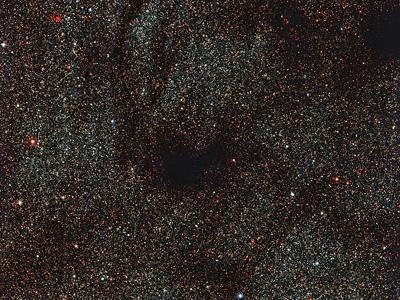 Dark nebula LDN1774 courtesy of the European Southern Observatory