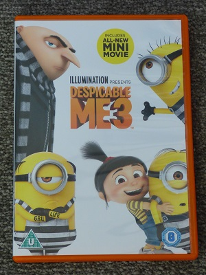 New in the Edited Guide: 'Despicable Me 3' - the Film