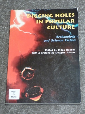 A copy of Digging Holes in Popular Culture