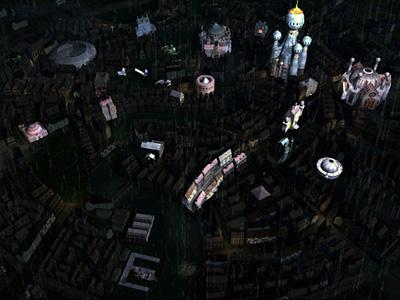 Screenshot from Discworld Noir © Atari Inc.