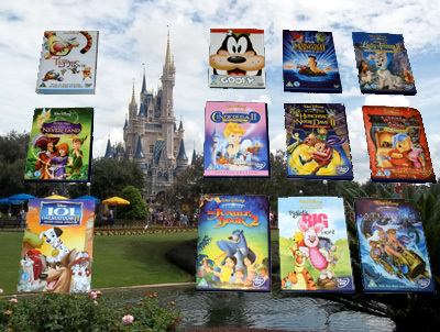New in the Edited Guide: The Ultimate Disney MovieToons Animated Film Guide: 2000-2003