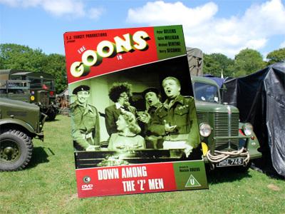 Down Among the Z Men DVD