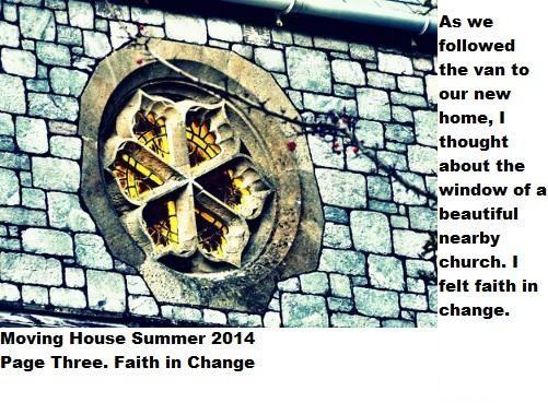 Cactuscafe's faith in change.
