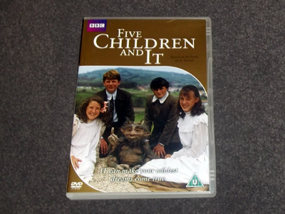 'Five Children and It' - the Television Series