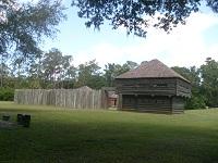 External view of Fort Foster.