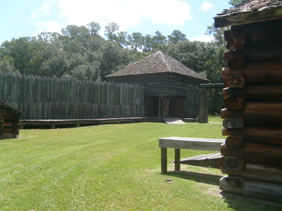 A photograph of Fort Foster, Tampa, Florida, USA.