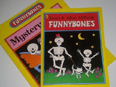 Funnybones books.