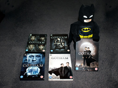 New in the Edited Guide: 'Gotham' - the Television Series
