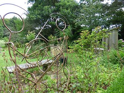 Poulton Hall Garden
