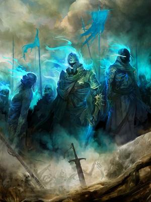 Guild Wars 2: Ascalon Ghosts