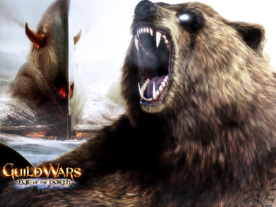 Guild Wars Eye of the North: Nornbear