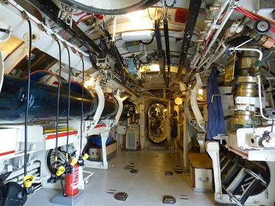 HMS Alliance Interior by SashaQ