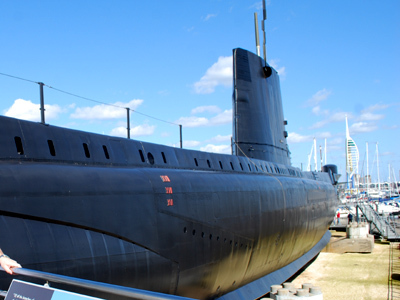 New in the Edited Guide: The Royal Navy Submarine Museum, Gosport, Hampshire, UK