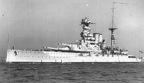 HMS Barham