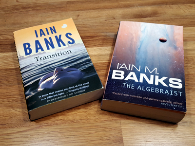 The Non-Culture Science Fiction of Iain M Banks