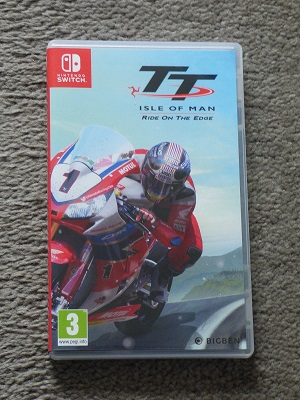 Ride on the Edge Game Box