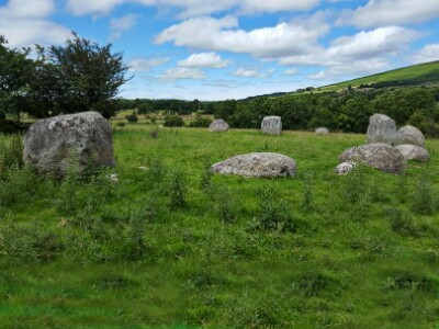 Athgreaney Stone Circle