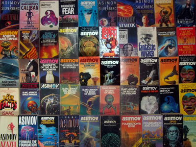A selection of the works of Asimov
