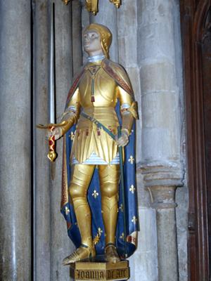 Joan of Arc Memorial