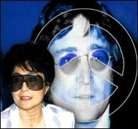 Topical: John Lennon and Yoko Ono