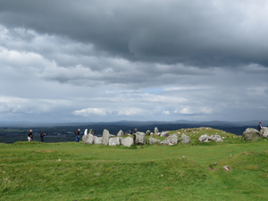 Cairn S and the View