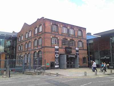 Museum of Science and Industry, Manchester.