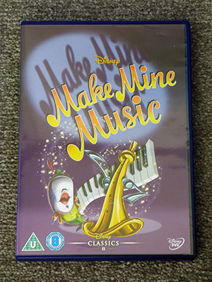 New in the Edited Guide: 'Make Mine Music' - the Disney Animated Classic