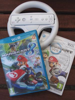 Mario Kart - the Video Game Series