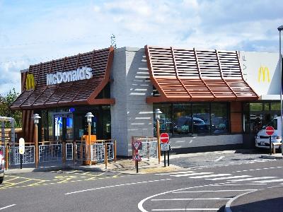 A branch of McDonalds